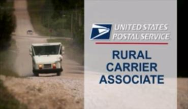USPS RCA: Rural Carrier Associate of Postal Experience